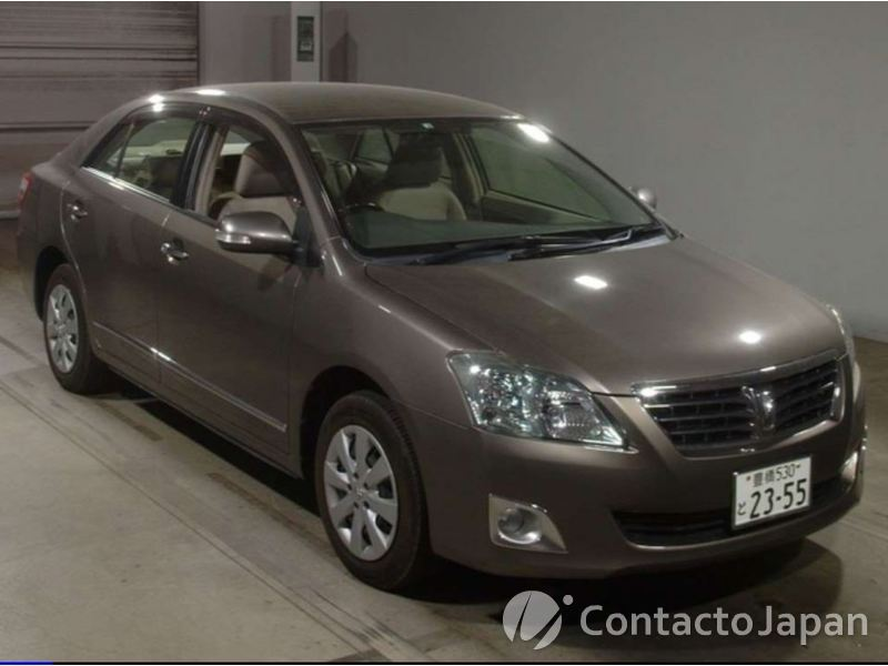 TOYOTA PREMIO 2012 NZT260  : Used Vehicle Exporter