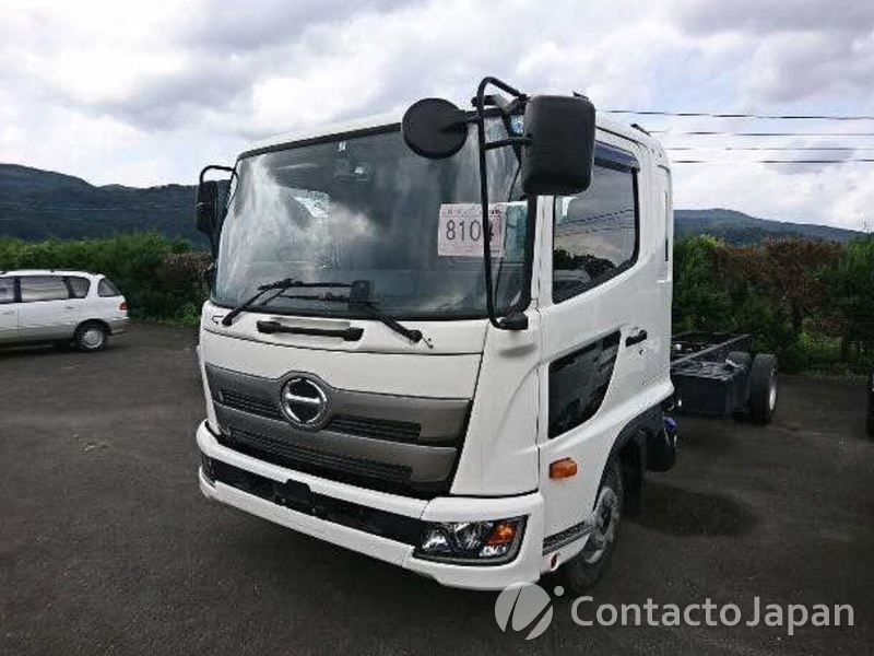 HINO RNGER 2018 FD2AB   : Used Vehicle Exporter