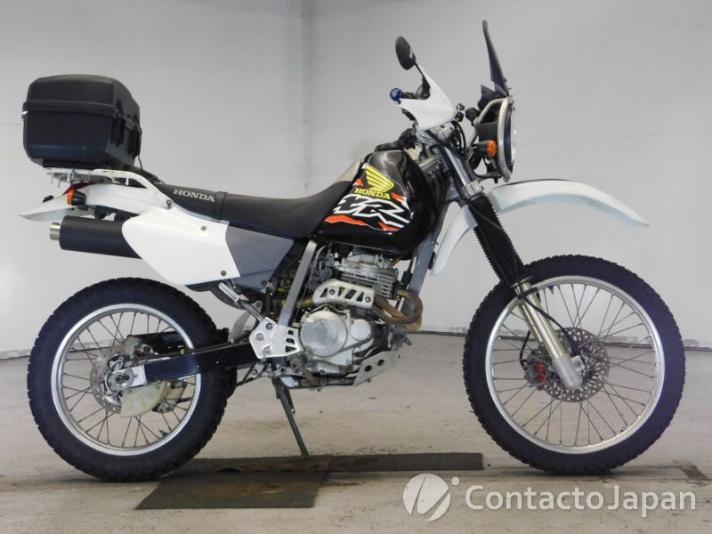 HONDA XR250 MD30  : Used Vehicle Exporter