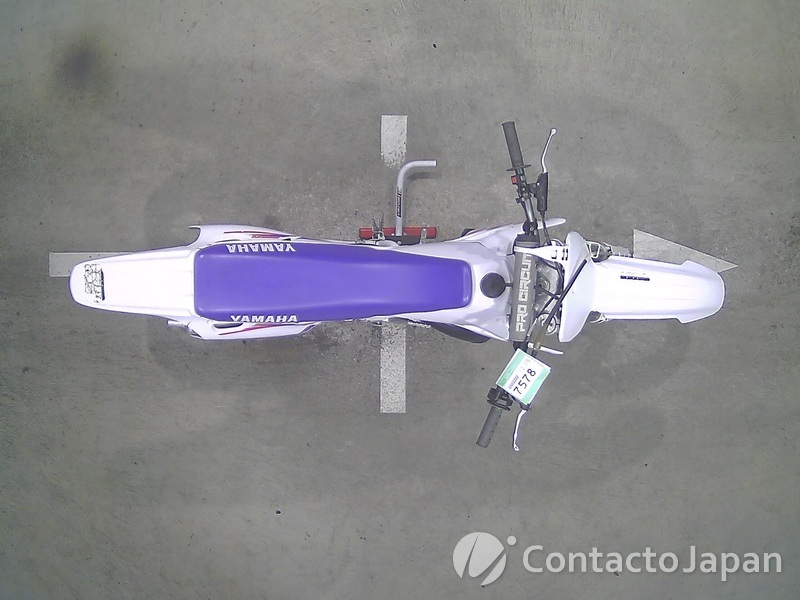 YAMAHA YZ250  : Used Vehicle Exporter