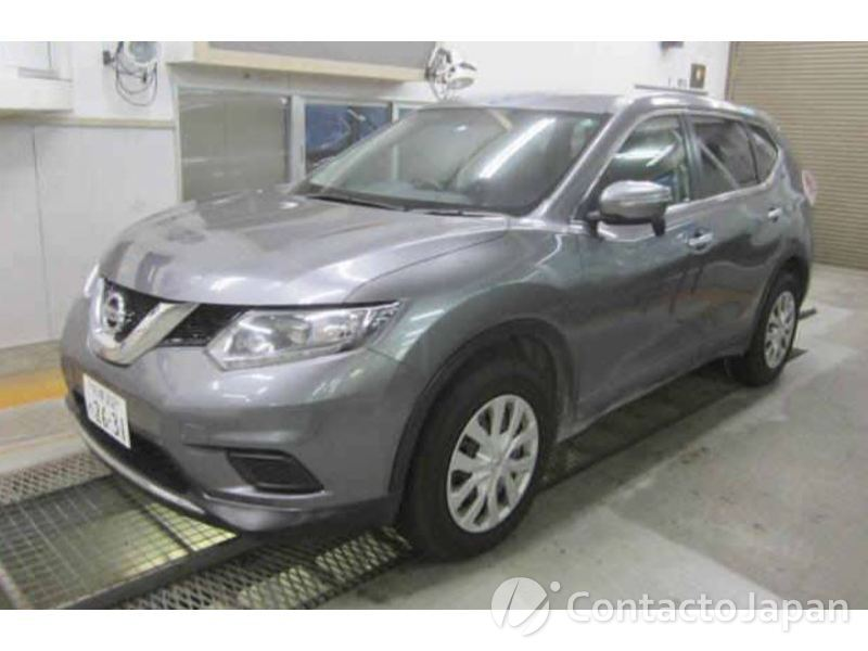 2014-07 Nissan X-Trail  : Used Vehicle Exporter