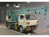 Germany Smart CANTER CRANE 1980 3 TON
