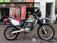 Japan Honda HONDA BAJA XR250