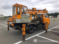 Germany Smart ISUZU ELF CRANE - GRUA